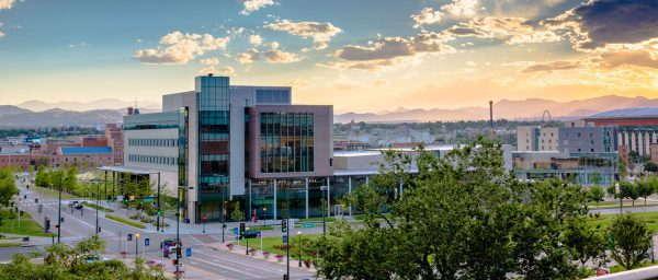 Cu Denver campus