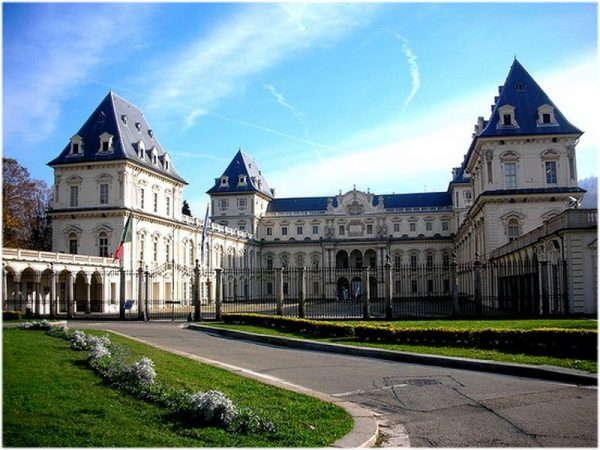 Palais royal, Turin, Italie